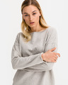 JUVIA Fleece Oversized Sweatshirt