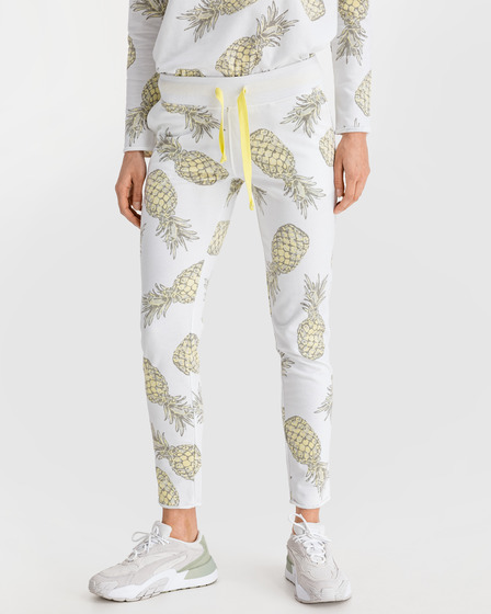 JUVIA Devoré Pineapple Sweatpants
