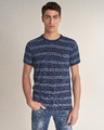 Salsa Jeans Allover T-shirt