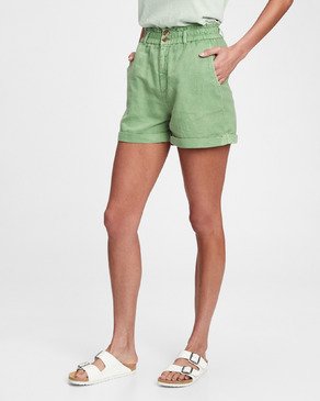 GAP High Rise Paperbag Shorts