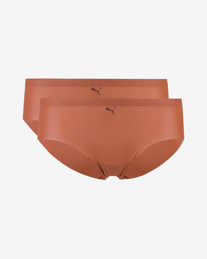 Puma Seamless Hipster Briefs 2 Piece