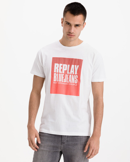 Replay Blue Jeans T-shirt