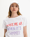 JUVIA Wake me up T-shirt