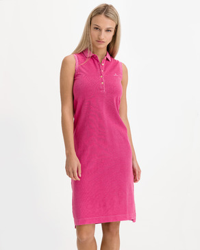 Gant D2. Sunfaded Polo Dress