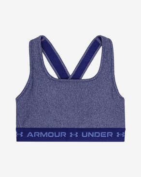 Under Armour Crossback Mid Heather Bra